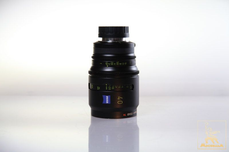 Carl Zeiss DigiPrime F:40, T1.6