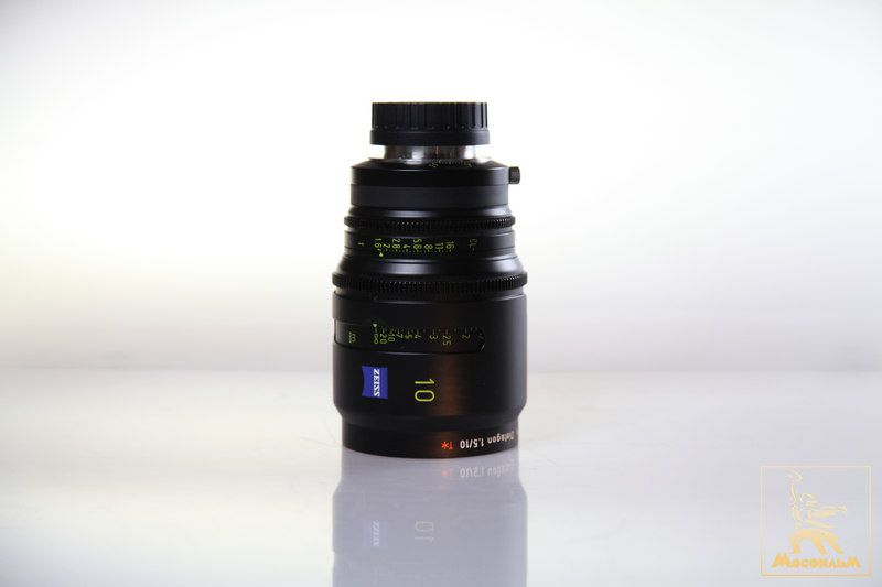 Carl Zeiss DigiPrime F:10, T1.6