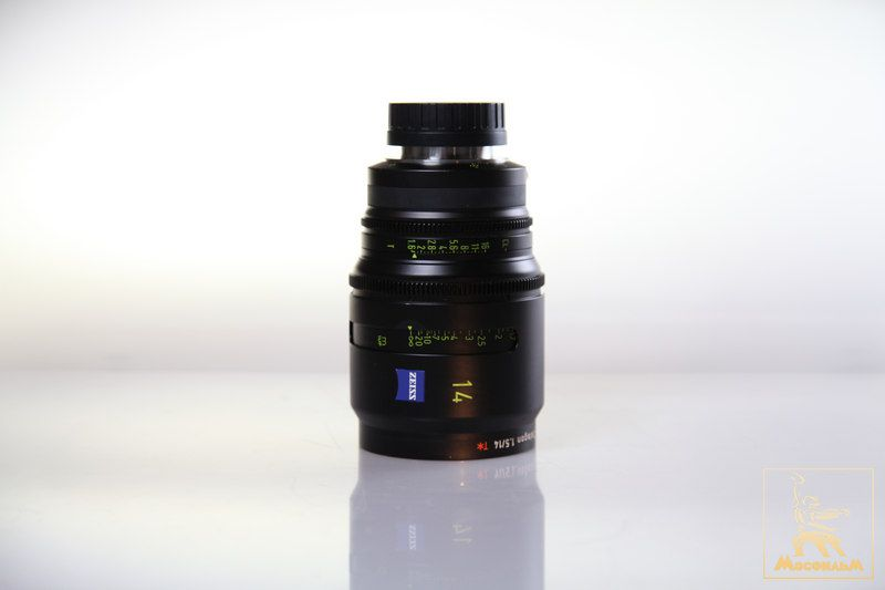 Carl Zeiss DigiPrime F:14, T1.6