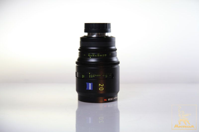 Carl Zeiss DigiPrime F:20, T1.6