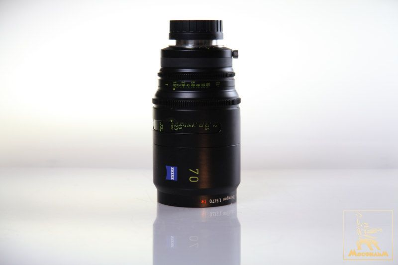 Carl Zeiss DigiPrime F:70, T1.6