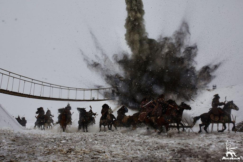 Кадр из фильма «Тобол»