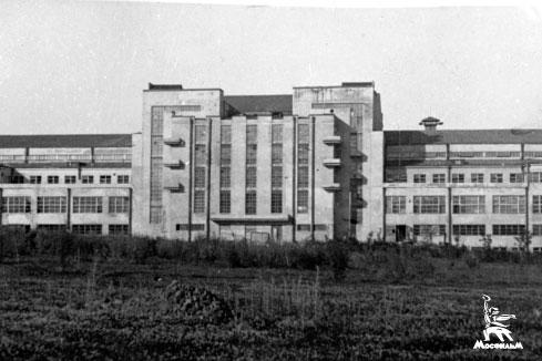 «Мосфильм» в 1930-е годы